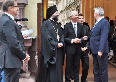 Őszentsége I. Bartolomaiosz konstantinápolyi egyetemes pátriárka hivatalos budapesti látogatása – Budapest – 17. augusztus 18. – 20.