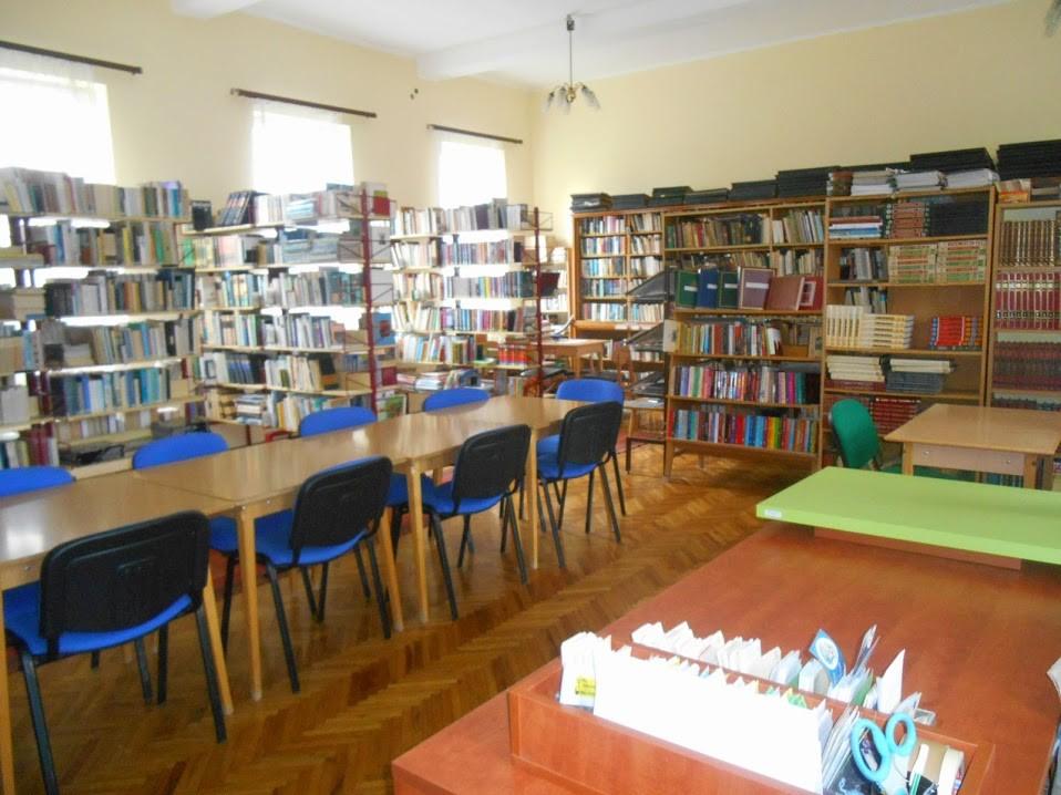 Nikosz Beloiannisz Általános Iskola és Beloiannisz község Könyvtára