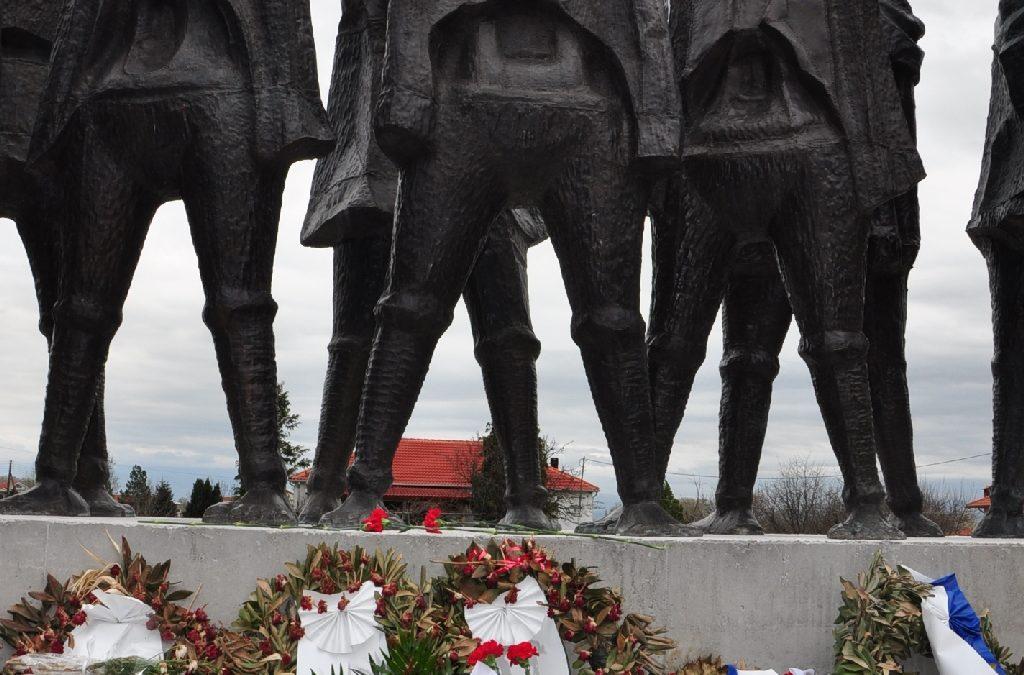 Florinai szoboravatás – Thesszaloniki találkozó a repatriáltakkal 2016 márcus 8-14.