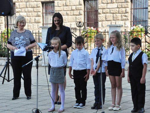 Nikosz Beloiannisz Általás Iskola és Óvoda – tanévnyitó ünnepély – 2017. szeptember 1.