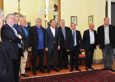 Alexisz Ciprasz görög miniszterelnök budapesti látogatása Görög Köztársaság Nagykövetsége – 2017. szeptember 12.