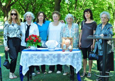 Bakirtzi (Szkevi) Areti búcsúztatója Görögség Háza 2021. június 5.